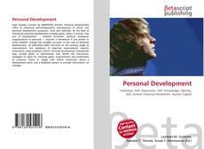 Bookcover of Personal Development