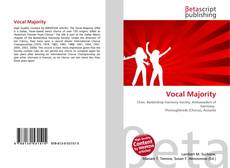 Bookcover of Vocal Majority