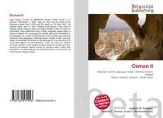Bookcover of Osman II