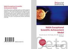 Bookcover of NASA Exceptional Scientific Achievement Medal
