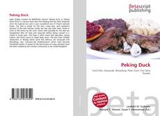 Bookcover of Peking Duck