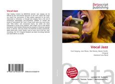 Capa do livro de Vocal Jazz