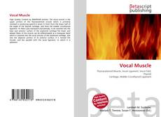 Vocal Muscle kitap kapağı