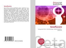Bookcover of Sevoflurane