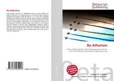 Ro Atherton kitap kapağı