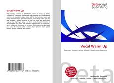 Bookcover of Vocal Warm Up