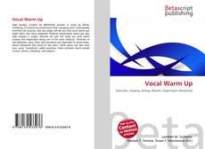 Couverture de Vocal Warm Up