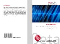 Bookcover of Vocaldente