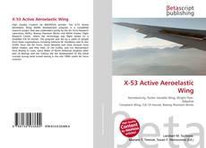 Обложка X-53 Active Aeroelastic Wing