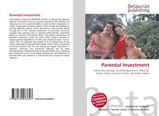 Bookcover of Parental Investment