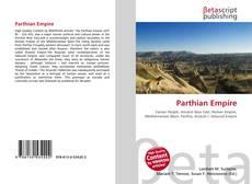 Bookcover of Parthian Empire