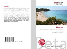 Bookcover of Pontus