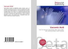 Bookcover of Vaccenic Acid