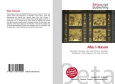 Bookcover of Abu l-Hasan