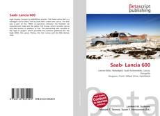 Buchcover von Saab- Lancia 600
