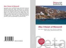 Обложка Abu l-Hasan al-Mawardi