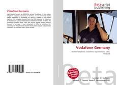 Capa do livro de Vodafone Germany
