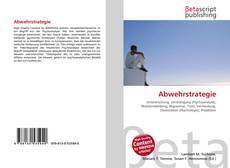 Bookcover of Abwehrstrategie