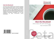 Bookcover of Abul Ala Maudoodi