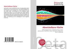Bookcover of Abwickelbare Fläche