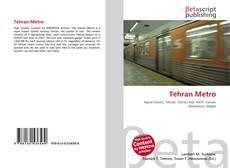 Tehran Metro的封面