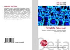 Capa do livro de Template Processor