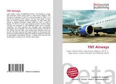 Capa do livro de TNT Airways