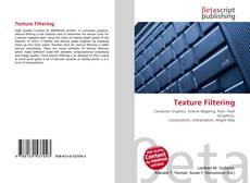Bookcover of Texture Filtering