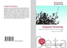 Bookcover of Singapore Dreaming