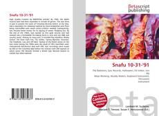 Borítókép a  Snafu 10-31-'91 - hoz