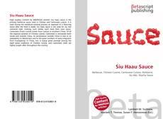 Bookcover of Siu Haau Sauce