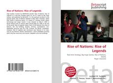 Bookcover of Rise of Nations: Rise of Legends