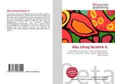 Abu Ishaq Ibrahim II.的封面