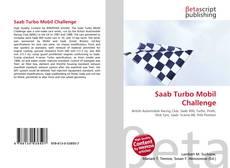 Buchcover von Saab Turbo Mobil Challenge
