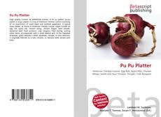 Couverture de Pu Pu Platter