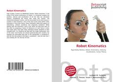 Bookcover of Robot Kinematics
