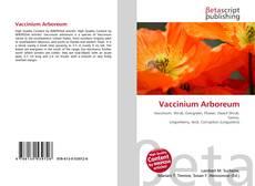 Copertina di Vaccinium Arboreum