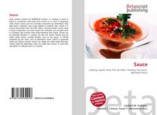 Bookcover of Sauce