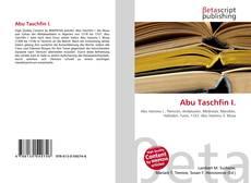 Buchcover von Abu Taschfin I.