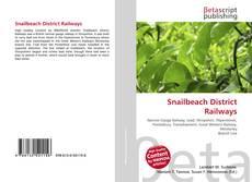 Portada del libro de Snailbeach District Railways