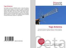 Bookcover of Yagi Antenna