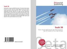 Saab 38 kitap kapağı