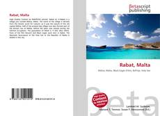 Rabat, Malta的封面