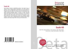 Bookcover of Saab 60