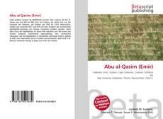 Abu al-Qasim (Emir) kitap kapağı