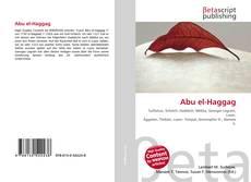 Buchcover von Abu el-Haggag