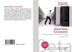 Rabati Malik Caravanserai kitap kapağı