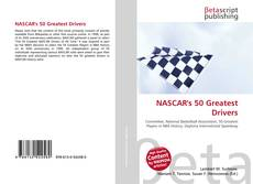Copertina di NASCAR's 50 Greatest Drivers