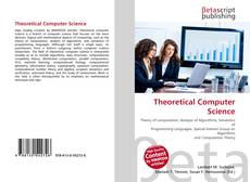 Bookcover of Theoretical Computer Science