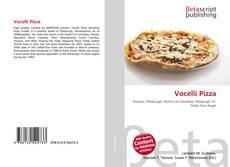 Capa do livro de Vocelli Pizza